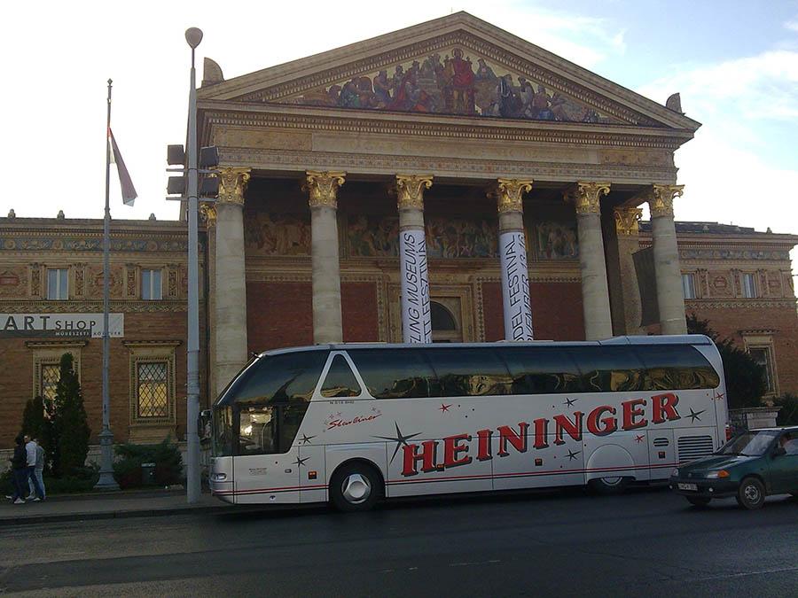 Heininger Reisen - Vereinsausfluege