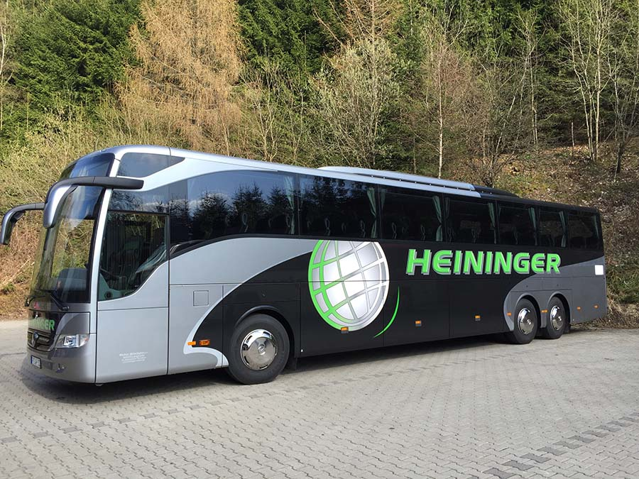 Heininger Reisen - Bus 9