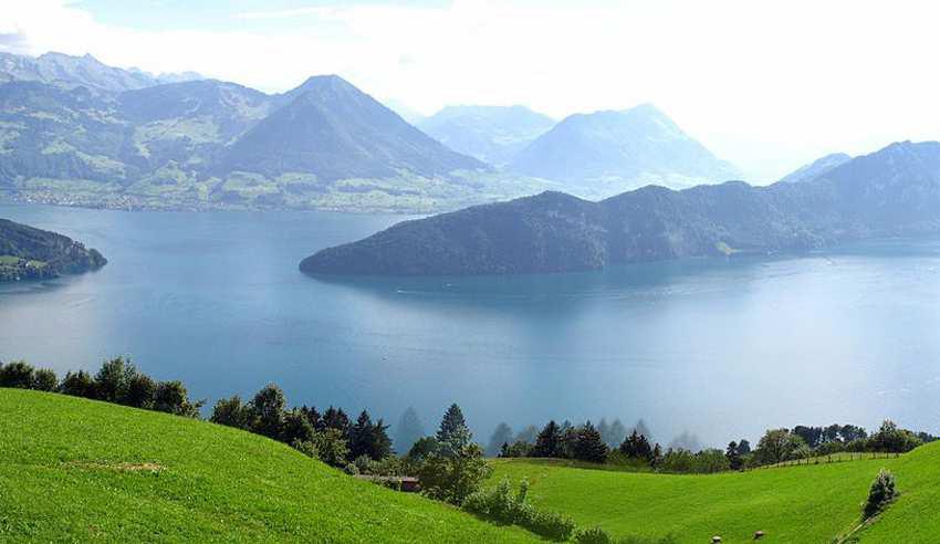 Zentralschweiz - 07.08.16 - 10.08.16 ohne Bank