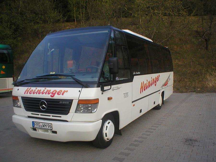 Heininger Reisen - Bus